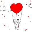 Tú más yo, multiplicado por tu sonrisa, menos el drama, una fracción de su corazón, juntos resolveremos cualquier problema. ¡Somos la ecuación perfecta!<br />